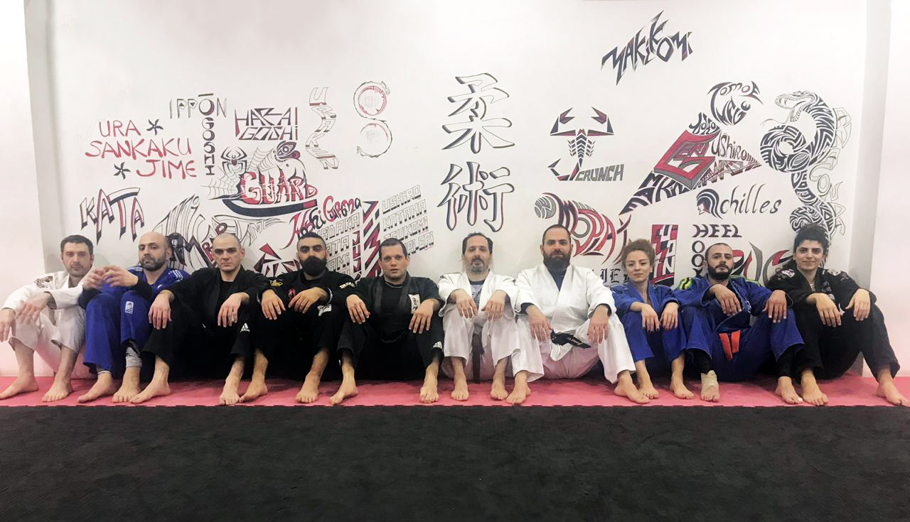 The-Guru-Academy Jujitsu Team jjj bjj-2019